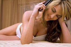 Gorąca sekretarka – Sex Telefon