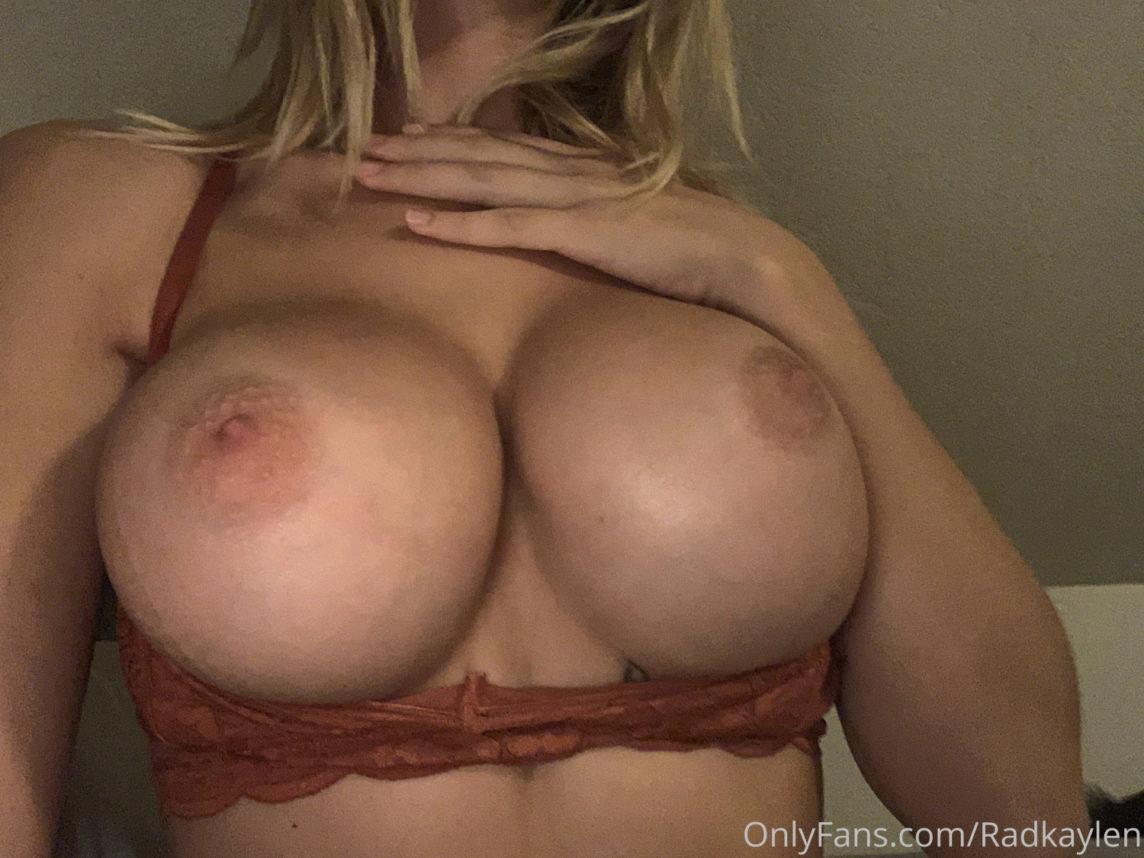 Kaylen Ward breast